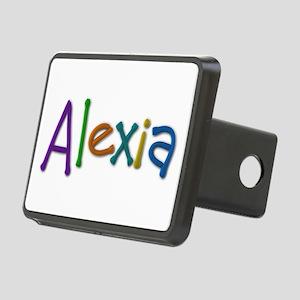 Alexia Play Clay Rectangular Hitch Cover