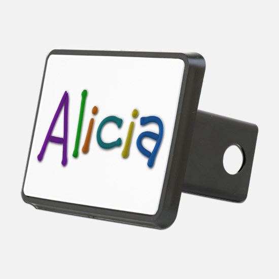 Alicia Play Clay Hitch Cover
