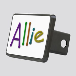 Allie Play Clay Rectangular Hitch Cover
