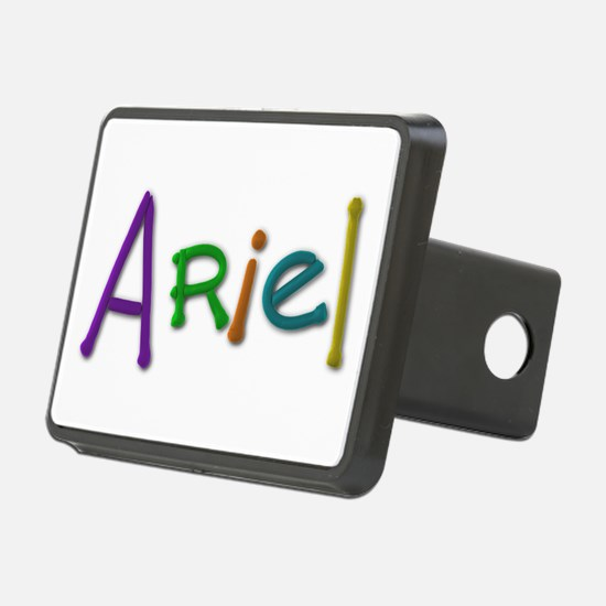 Ariel Play Clay Hitch Cover