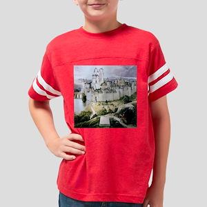 camelotclock Youth Football Shirt