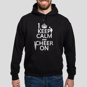 Keep Calm and Cheer on Hoody
