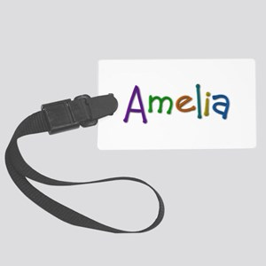 Amelia Play Clay Large Luggage Tag