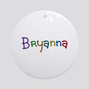 Bryanna Play Clay Round Ornament