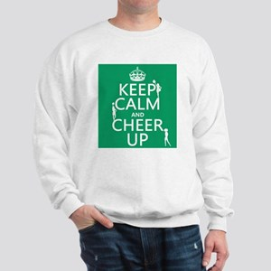 Keep Calm and Cheer Up Jumper