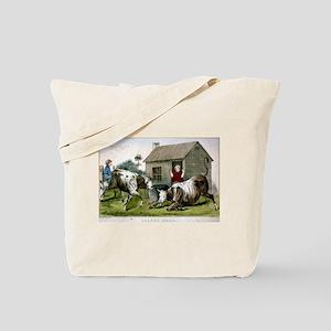Corned beef - 1856 Tote Bag