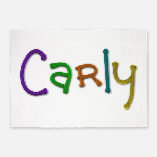 Carly Play Clay 5'x7' Area Rug