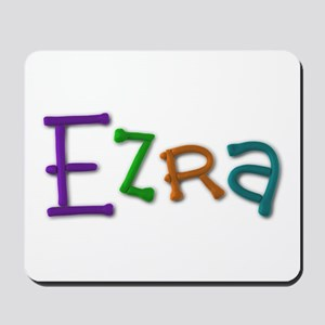 Ezra Play Clay Mousepad