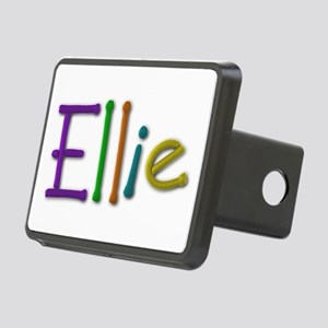 Ellie Play Clay Rectangular Hitch Cover
