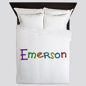 Emerson Play Clay Queen Duvet