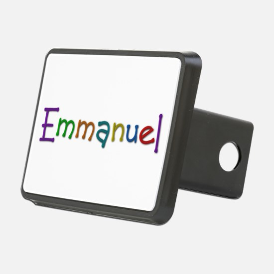 Emmanuel Play Clay Hitch Cover