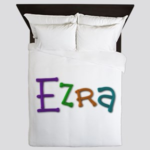 Ezra Play Clay Queen Duvet