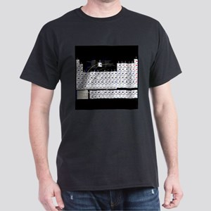 Periodic Table Dark T-Shirt