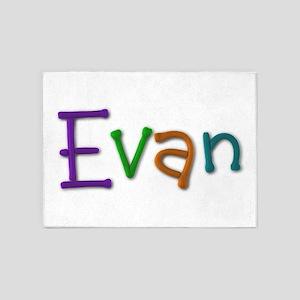 Evan Play Clay 5'x7' Area Rug