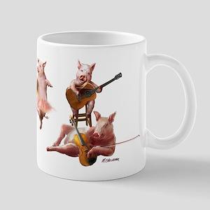 Pig Opera Mug