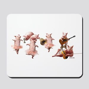 Pig Opera Mousepad