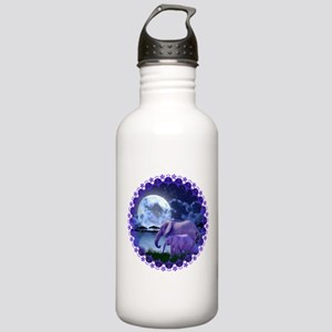 Contemplative Elephant Stainless Water Bottle 1.0L