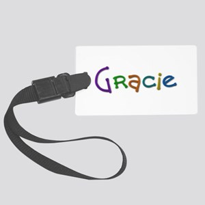 Gracie Play Clay Large Luggage Tag