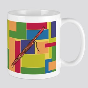 Bassoon Colorblocks Mug