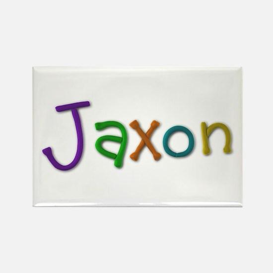 Jaxon Play Clay Rectangle Magnet
