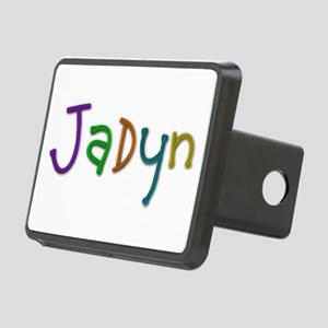 Jadyn Play Clay Rectangular Hitch Cover