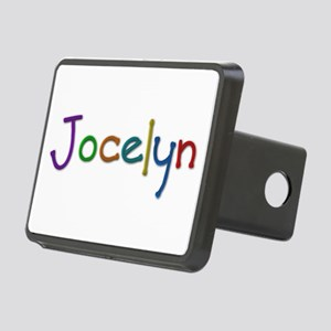 Jocelyn Play Clay Rectangular Hitch Cover