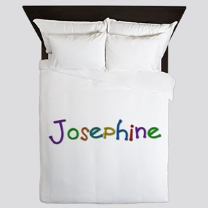 Josephine Play Clay Queen Duvet
