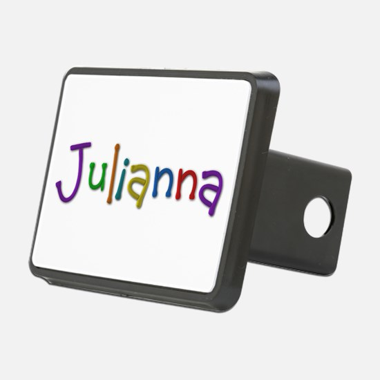 Julianna Play Clay Hitch Cover