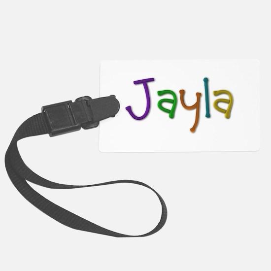 Jayla Play Clay Luggage Tag