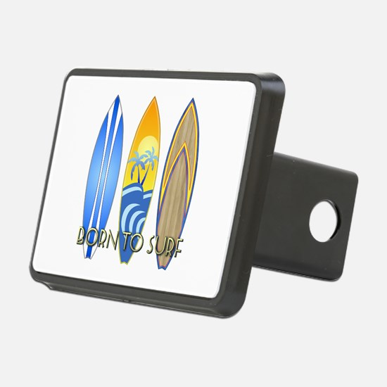 Born To Surf Hitch Cover