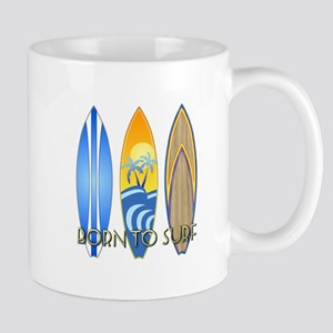 Born To Surf Mug