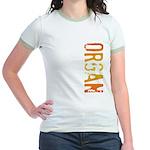 Organ Stamp Jr. Ringer T-Shirt