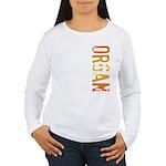 Organ Stamp Women's Long Sleeve T-Shirt