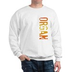Organ Stamp Sweatshirt