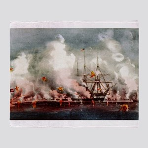 Victorious bombardment of Port Royal, SC - 1907 Th