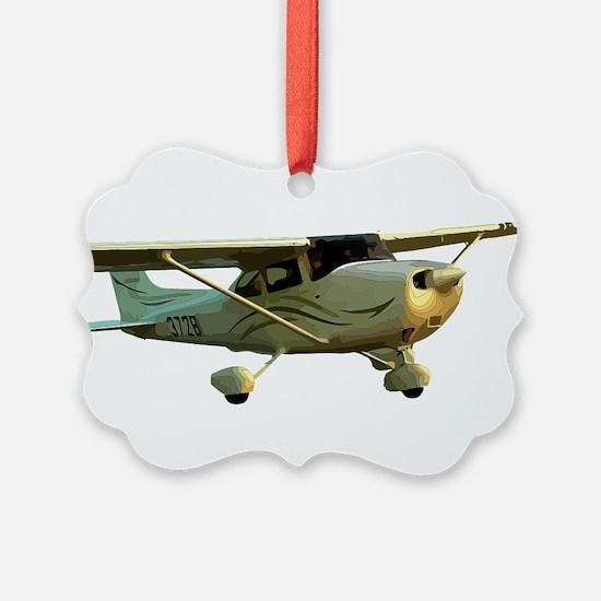 Cessna 172 Skyhawk Ornament