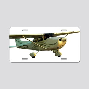 Cessna 172 Skyhawk Aluminum License Plate