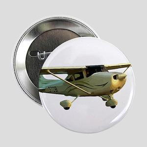 """Cessna 172 Skyhawk 2.25"""" Button (10 pack)"""