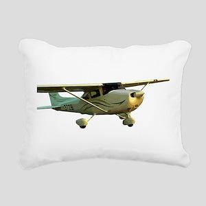 Cessna 172 Skyhawk Rectangular Canvas Pillow