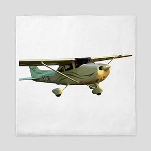 Cessna 172 Skyhawk Queen Duvet