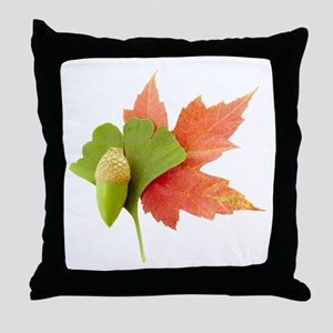 Fall Trio Throw Pillow