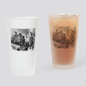 The rescue - 1876 Drinking Glass