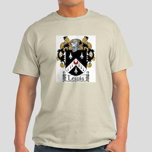 Lewis Coat of Arms Light T-Shirt