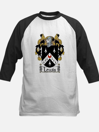 Lewis Coat of Arms Kids Baseball Jersey