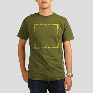 Person Of Interest Organic Men's T-Shirt (dark)