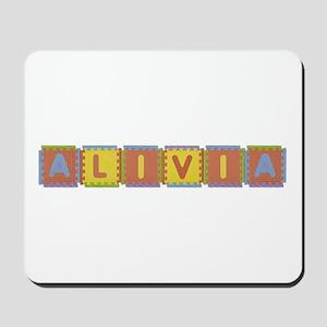 Alivia Foam Squares Mousepad