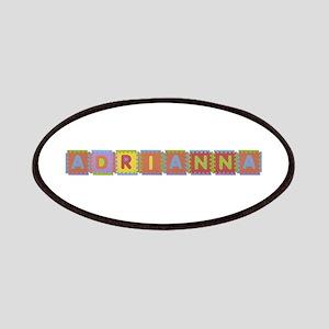 Adrianna Foam Squares Patch