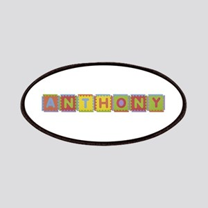 Anthony Foam Squares Patch