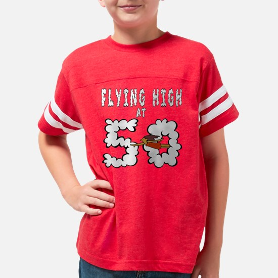 flying high Youth Football Shirt