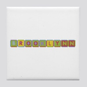 Brooklynn Foam Squares Tile Coaster